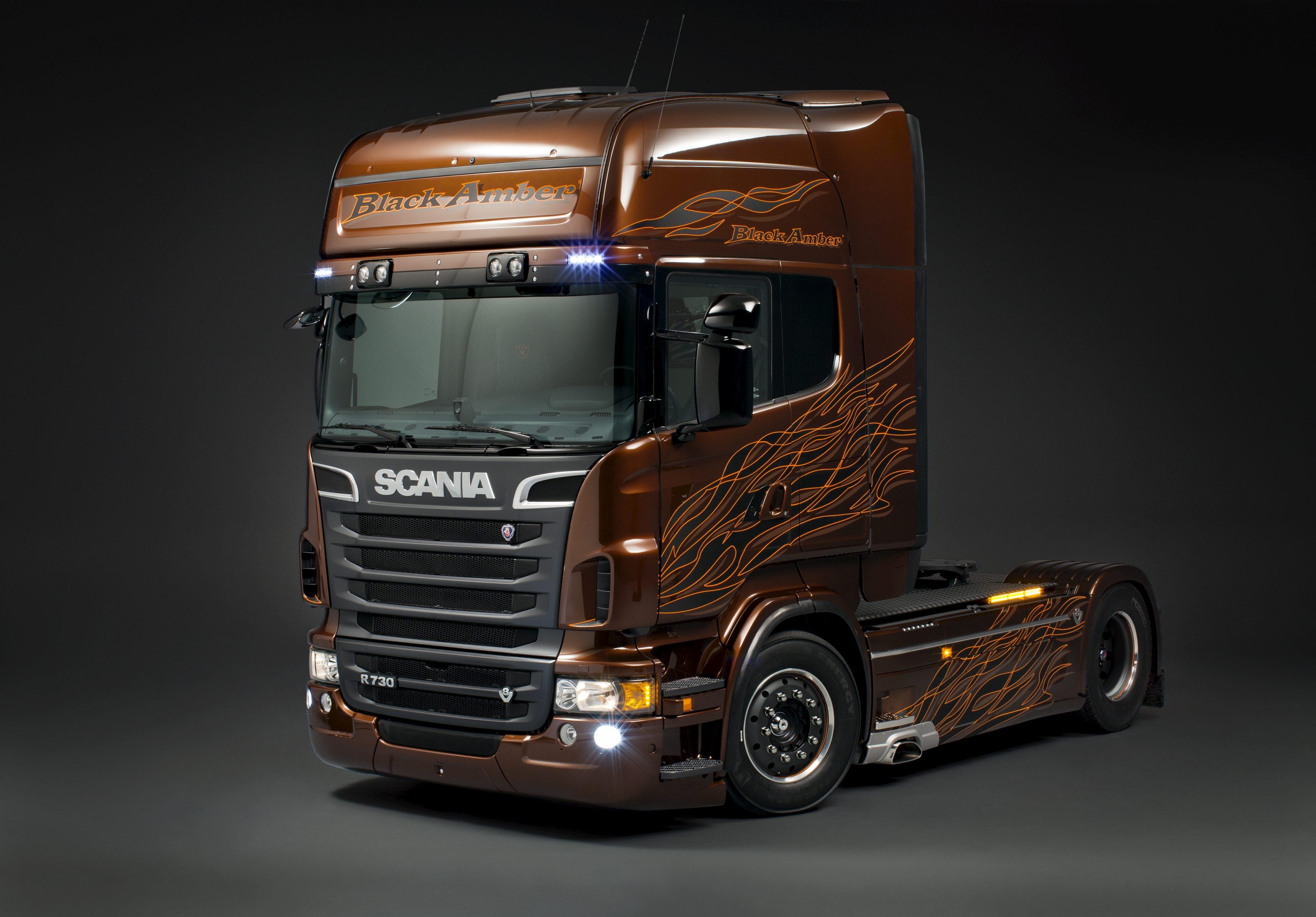Купить компрессор кондиционера Scania