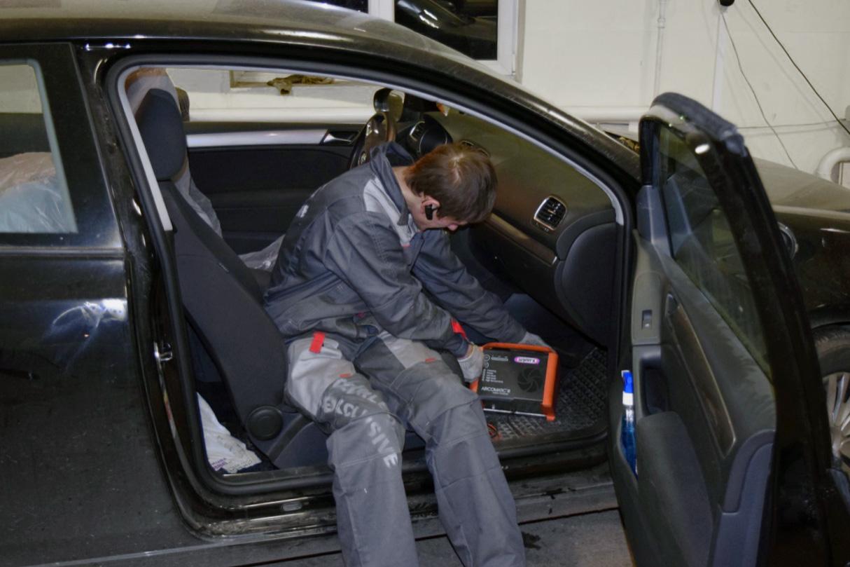 Очистка системы вентиляции автомобиля