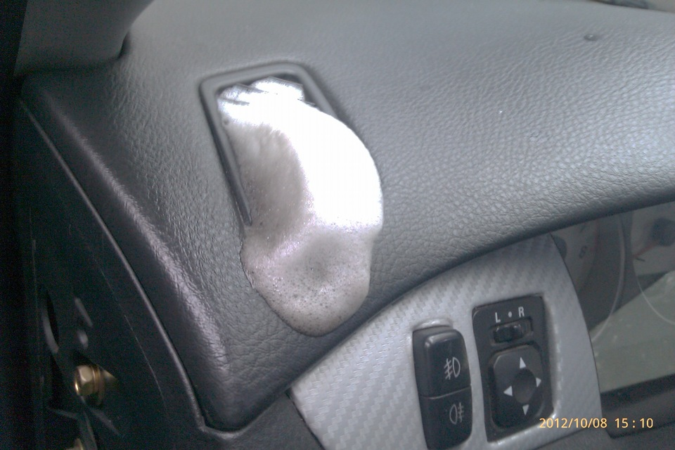 Чистка системы кондиционера автомобиля