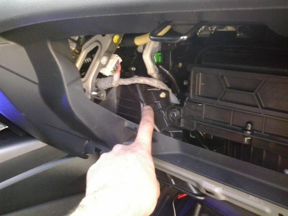 Очистка системы кондиционирования автомобиля