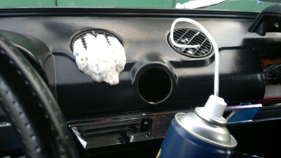 Чистка авто кондиционера