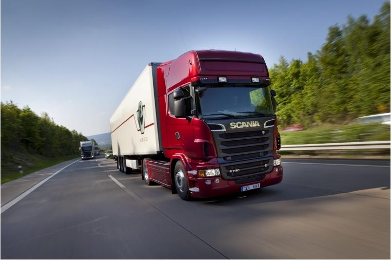 Ремонт компрессора кондиционера Scania